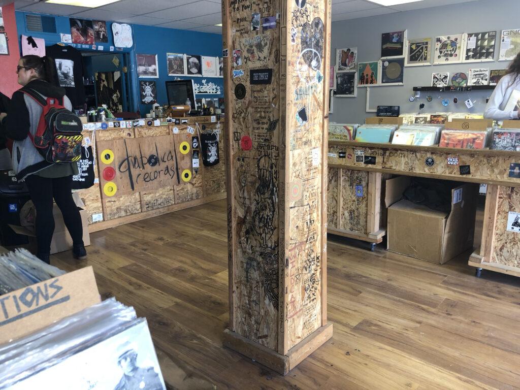 Diabolical Records store Salt Lake City