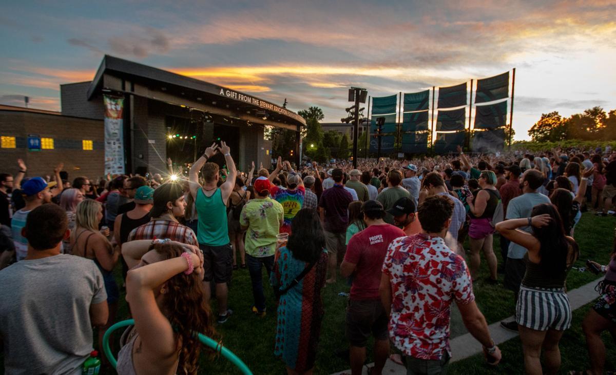 Ogden Twilight Concert Series, Outdoor Concerts in Utah