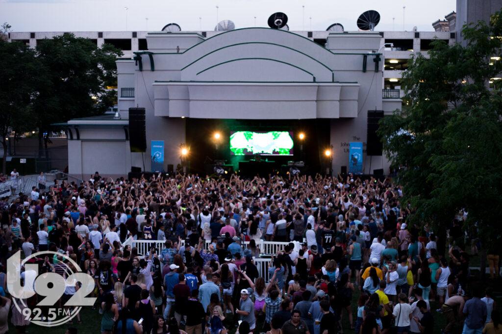 Salt City Sounds Outdoor Concerts in Utah