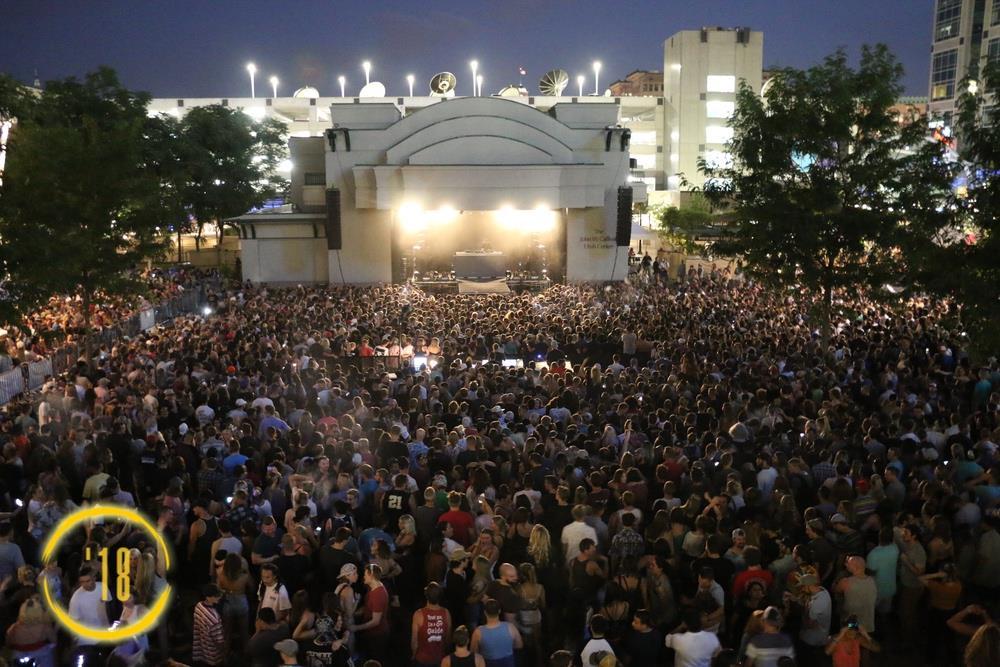 Twilight Concert Series, Outdoor concerts in Utah